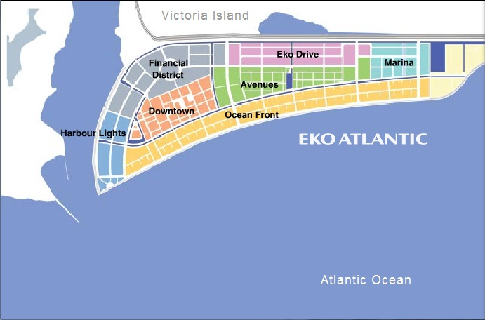 Will Eko Atlantic City Be The Most Beautiful City In Africa After